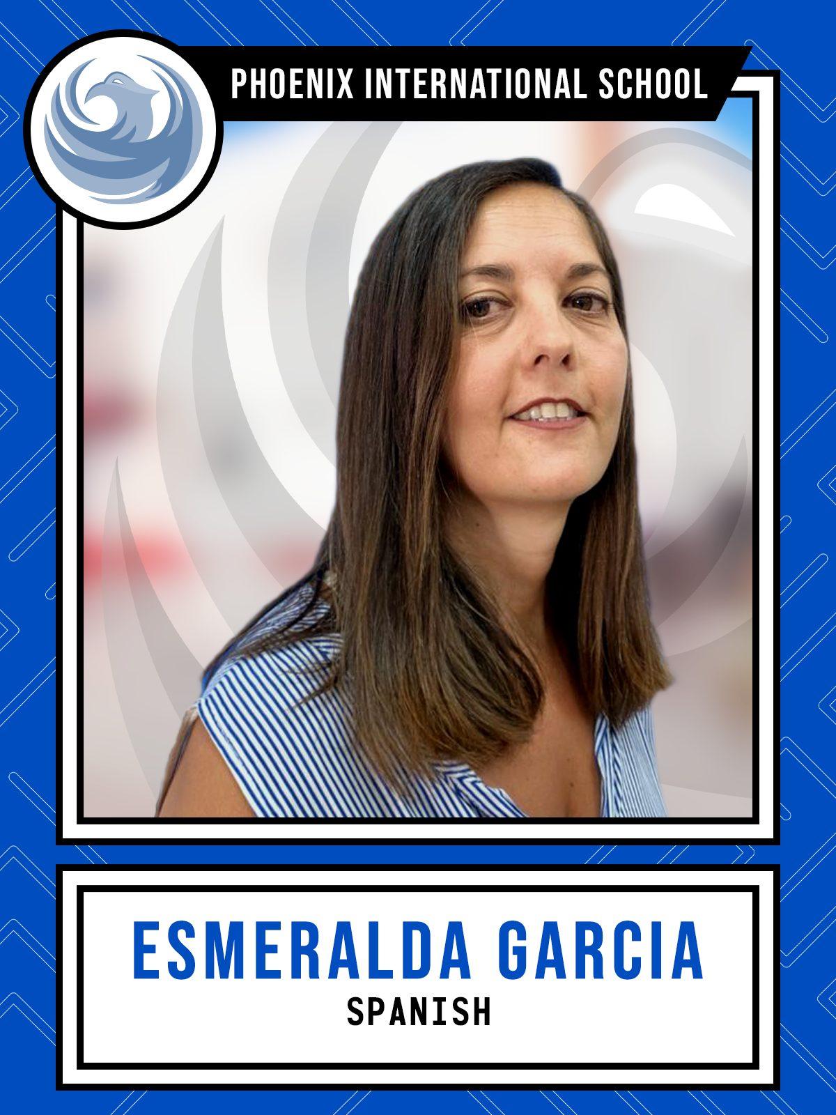 Esmeralda Garcia - Spanish