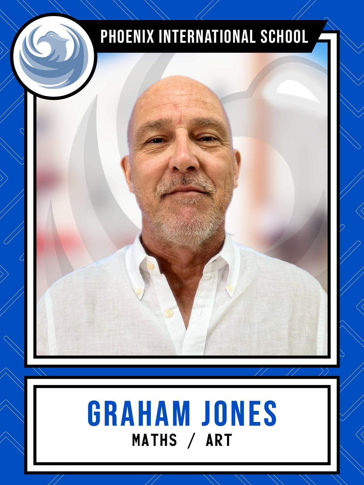 Graham Jones - Maths Art