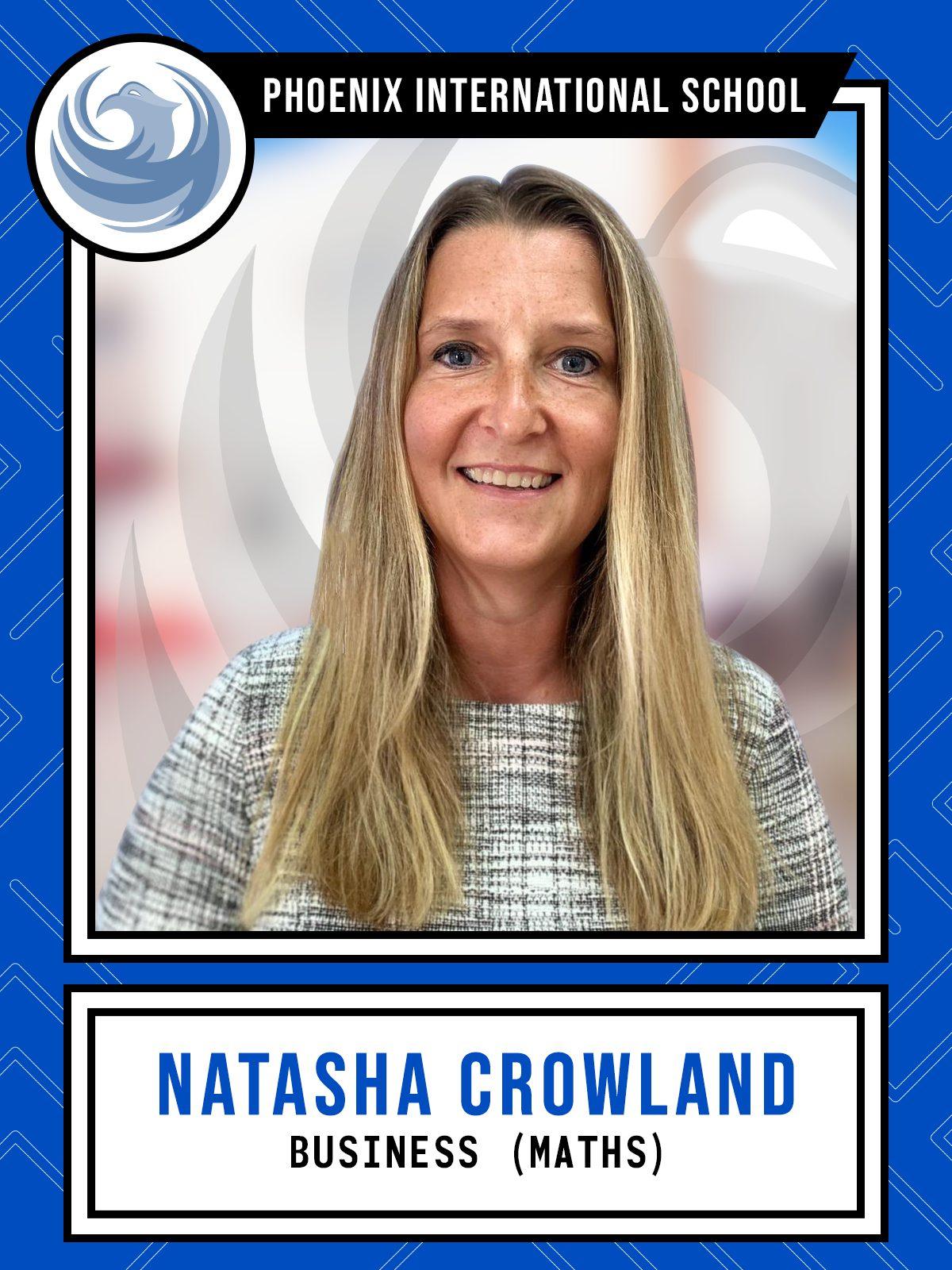 Natasha Crowland - Business