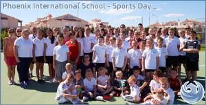 Phoenix International School - Sports Day