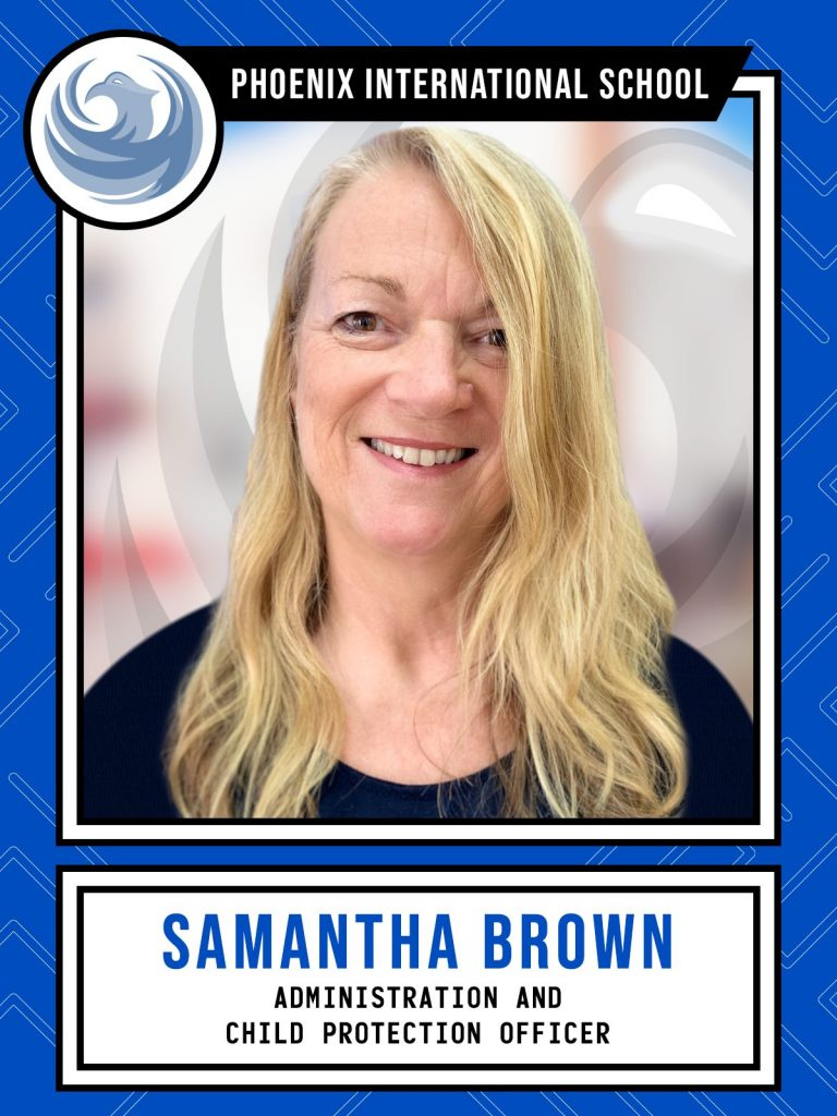 Samantha Brown - Administration and Child Protection Officer