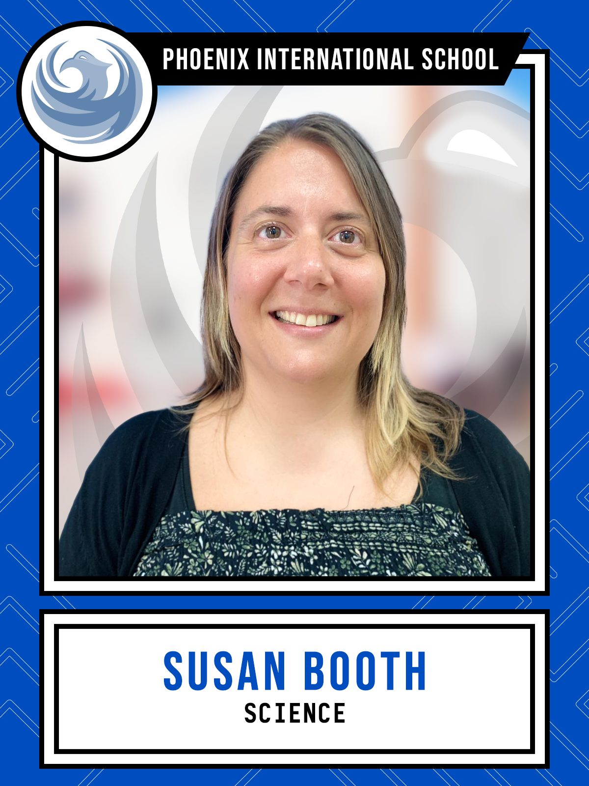 Susan Booth - Science